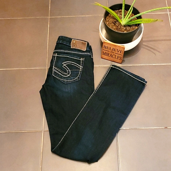 ⭐ Silver Berkley Stunning Jeans with Accents ⭐